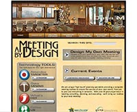 A Meeting by Design