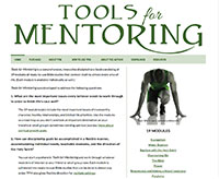 Tools for Mentoring
